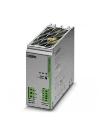 منبع تغذیه سوییچینگ تکفاز - خروجی 24 ولت DC و جریان 10A -مدل TRIO- فونیکس کنتاکت
