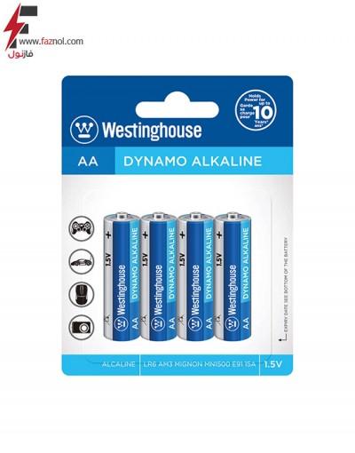 باتری قلمی پلاس آلکالاین 2 عددی وستینگ هاوس