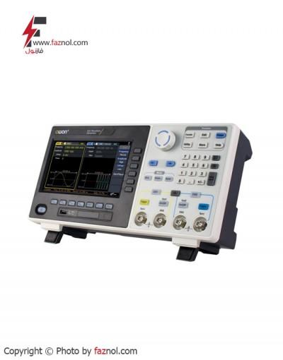 سوئیپ فانکشن ژنراتور دو کاناله OWON- XDG-2060 1µHz ~60MHz