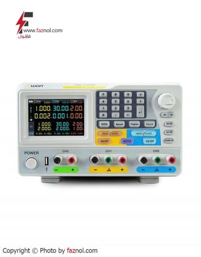منبع تغذیه DC قابل برنامه ریزی سه کانال OWON- ODP-3033