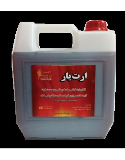 ارت یار(الکترولیت مایع ) الکترولیت کمکی و ضد خوردگی ویژه سیستم ارت (4 لیتری) - آکان