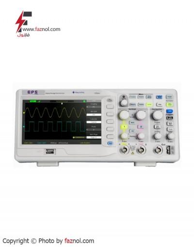 اسیلوسکوپ دیجیتال 100MHZ دو کاناله+GPS-1102B