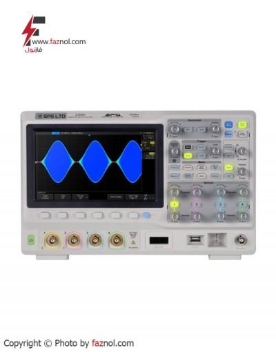 اسیلوسکوپ دیجیتال  200MHZ دوکاناله GPS-1202XS