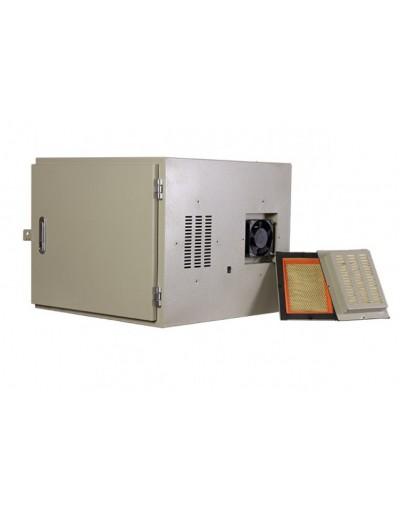 رک 9 یونیت عمق 60 outdoor به همراه فن و فیلتر - الوند نیرو(کبیر صنعت)