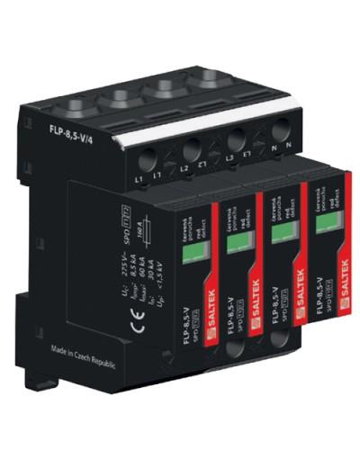 ارستر ترکیبی وریستوری کلاس B+C سه فاز چهار پل مدل FLP-8,5 V/4 - سالتک