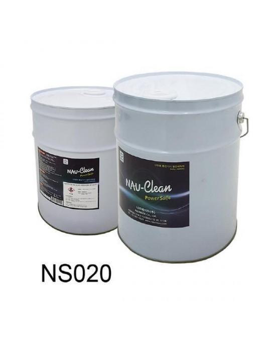 مایع شست و شوی تجهیزات فشار متوسط و فشار قوی - Nau_Clean ( به صورت برقدار )