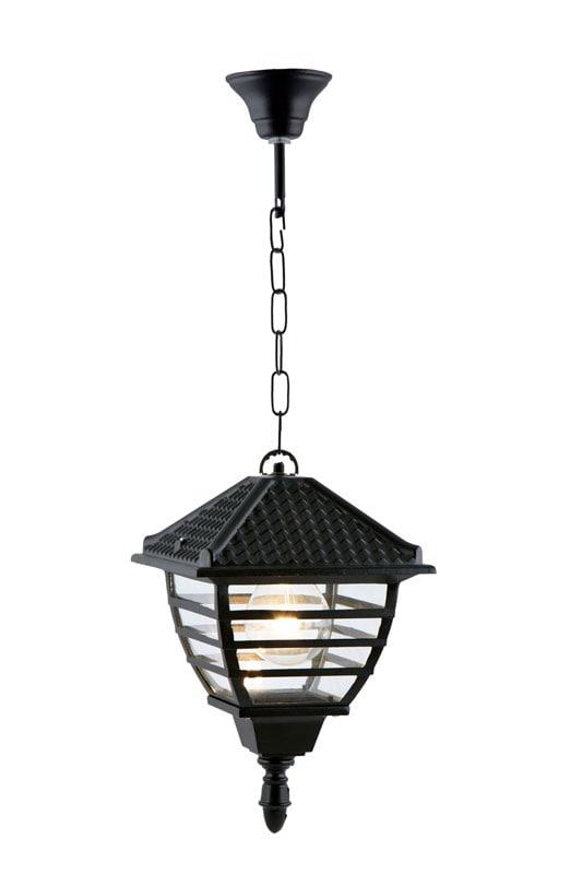 چراغ حیاطی 6074 مدل آویز